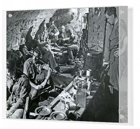 3rd battalion, hq, monte cassino, Album 48, Grenadiers2352