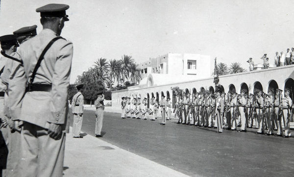 1959 egypt. 1959, egypt, Album 140, Grenadiers3376
