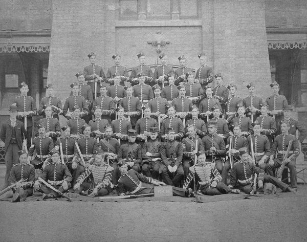8th company 2nd battalion best shooting company