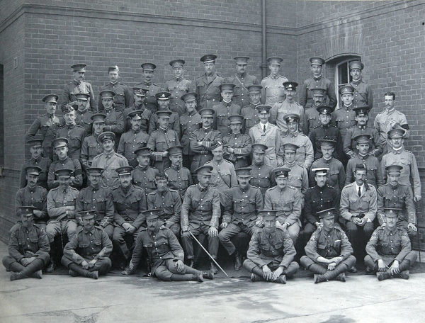 aug-sep 1909, hythe party, Album 31, Grenadiers1275