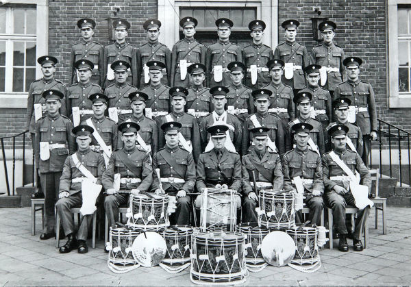 band 1950s. band, 1950s, Album 104, Grenadiers3131