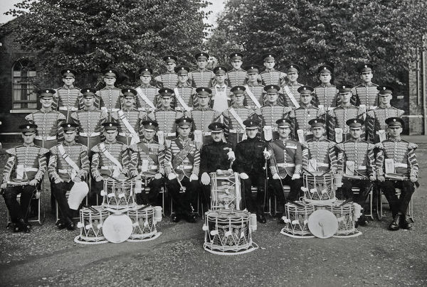 band, Album 104, Grenadiers3154