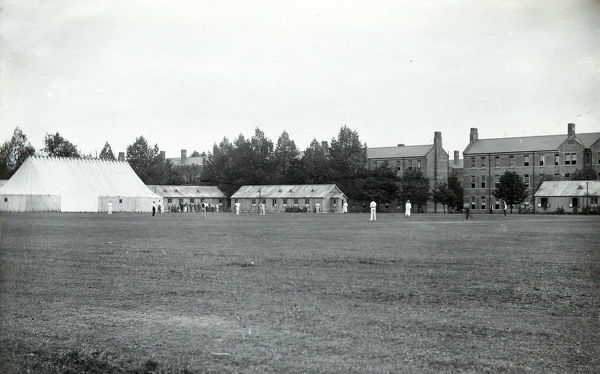 cricket ground, caterham, Album 33, Grenadiers1466