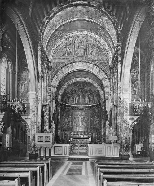 guars chapel interior, Album 83, Grenadiers2884