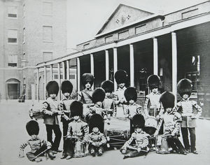 1860 3rd battalion drummers