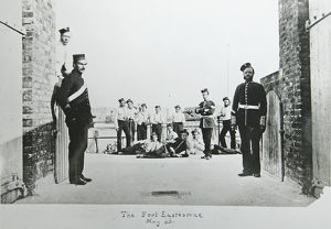 1863 the fort eastbourne