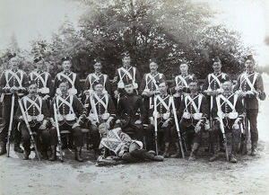 1895 3rd btn grenadier guards daily telegraph team
