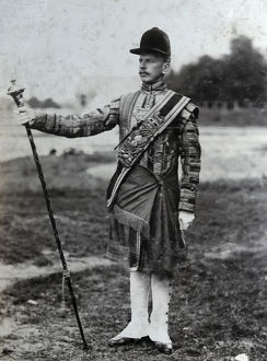1897 drum maj w sinclair pirbright