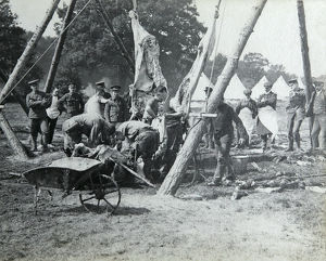 1910 bisley butchers supply camp