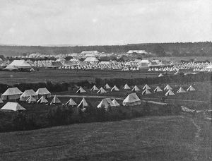 1910 bisley manoeuvres supply camp