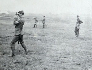 1910 bisley range taking supply camp tudway