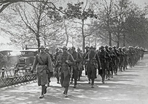 1st battalion hyde park general strike 1926