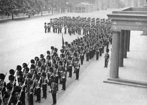 1st battalion wellington barracks