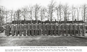 2md battalion drivers mechanical transport 1938