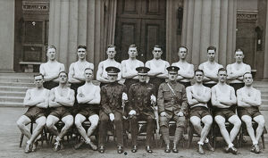 2nd battalion boxing team 1938