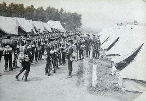 2nd battalion camp