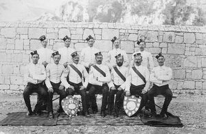 2nd battalion gibralter 1899