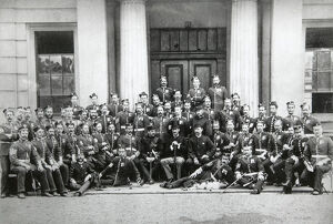 sergeants mess 2nd battalion 1883