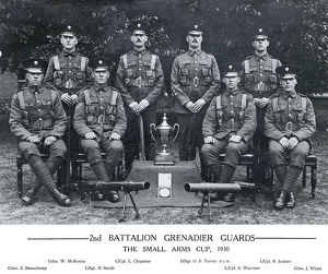 2nd battalion the small arms cup 1930 mckenna