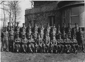2nd Bn Officers April 1947