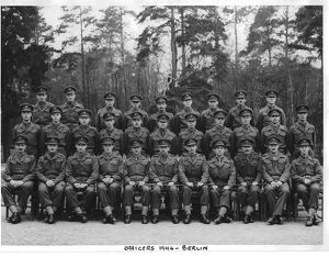2nd Bn Officers Berlin 1946
