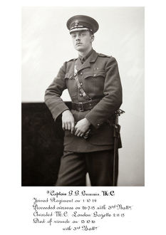 <b>1918 Officer memorial album 3</b><br>Selection of 50 items