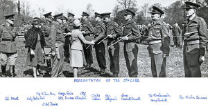 4th tank battalion grenadier guards 1943 hrh princess elizabeth