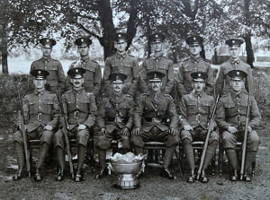 aldershot command match 1935
