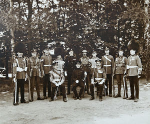 all orders of dress 3rd battalion pirbright june 1924