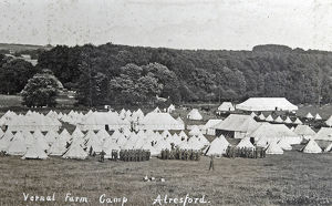 alresford vernal farm camp