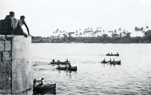 battalion regatta 1932