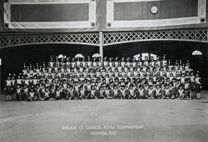 brigade of guard royal tournament olympia 1927
