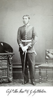 capt the hon e g lyttleton 1866