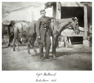 captain bathurst balaclava 1855