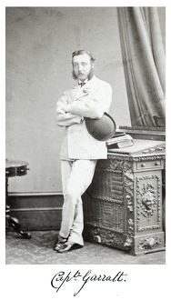 captain garratt 1868