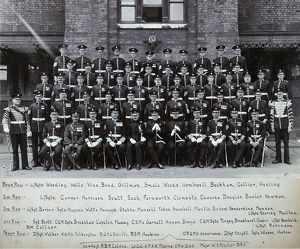 chelsea barracks 1928 woodley wells vine bond