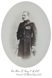 col hon h percy
