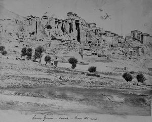 Coulson Ladakh from the West 1868