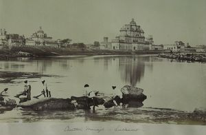 Coulson Lucknow 1868