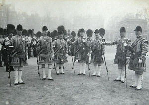 drum majors funeral king edward vii
