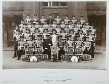 1920s/drums 3rd battalion wright greebe chelsea barracks