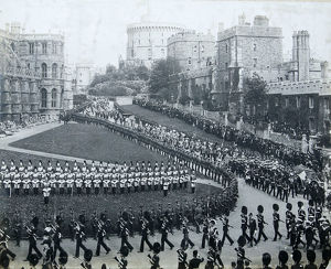 funeral of hm king edward vii windsor