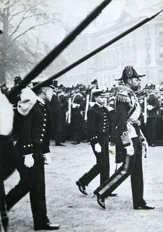 funeral king edward vii hm king george v