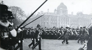 funeral king edward vii hm king george v horse guards parade