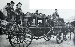 funeral king edward vii queen alexandra