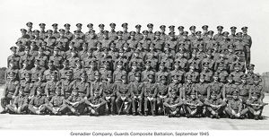 grenadier company guards composite battalion