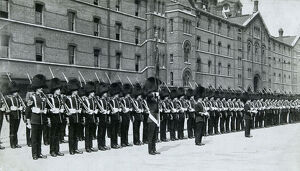 parade chelsea barracks