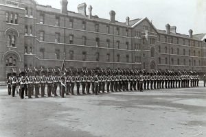 guard mounting 3rd battalion chelsea barracks