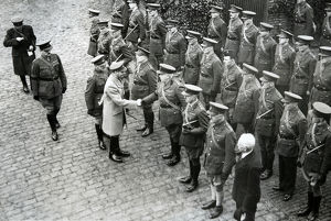 hm king george vi inspection