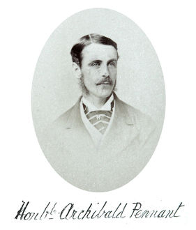 the hon archibald pennant